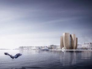 Un nouveau musée Guggenheim à Helsinki en Finlande
