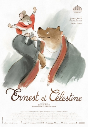 Ernest et Célestine de Benjamin Renner, Vincent Pat