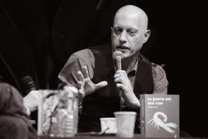 Frédéric Paulin - Grand Prix de la Littérature policière 2020