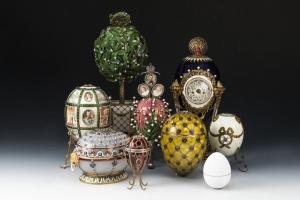 """""""Fabergé. Les objets du désir"""""""