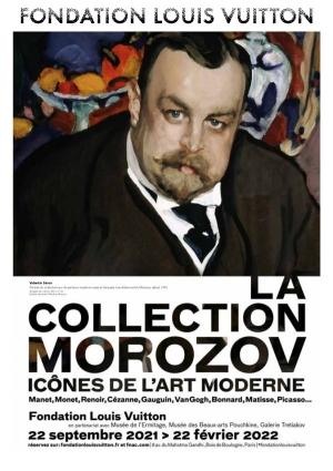 La collection Morozov, icônes de l'art moderne